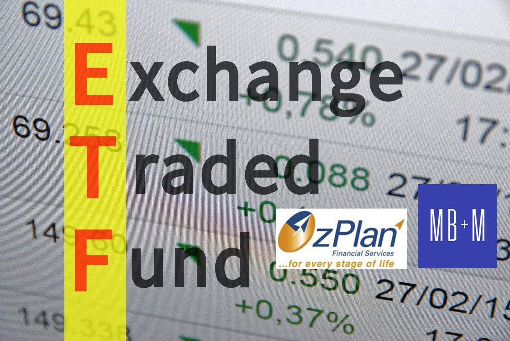 Why are ETFs all the rage?   Is this an investment I should consider?