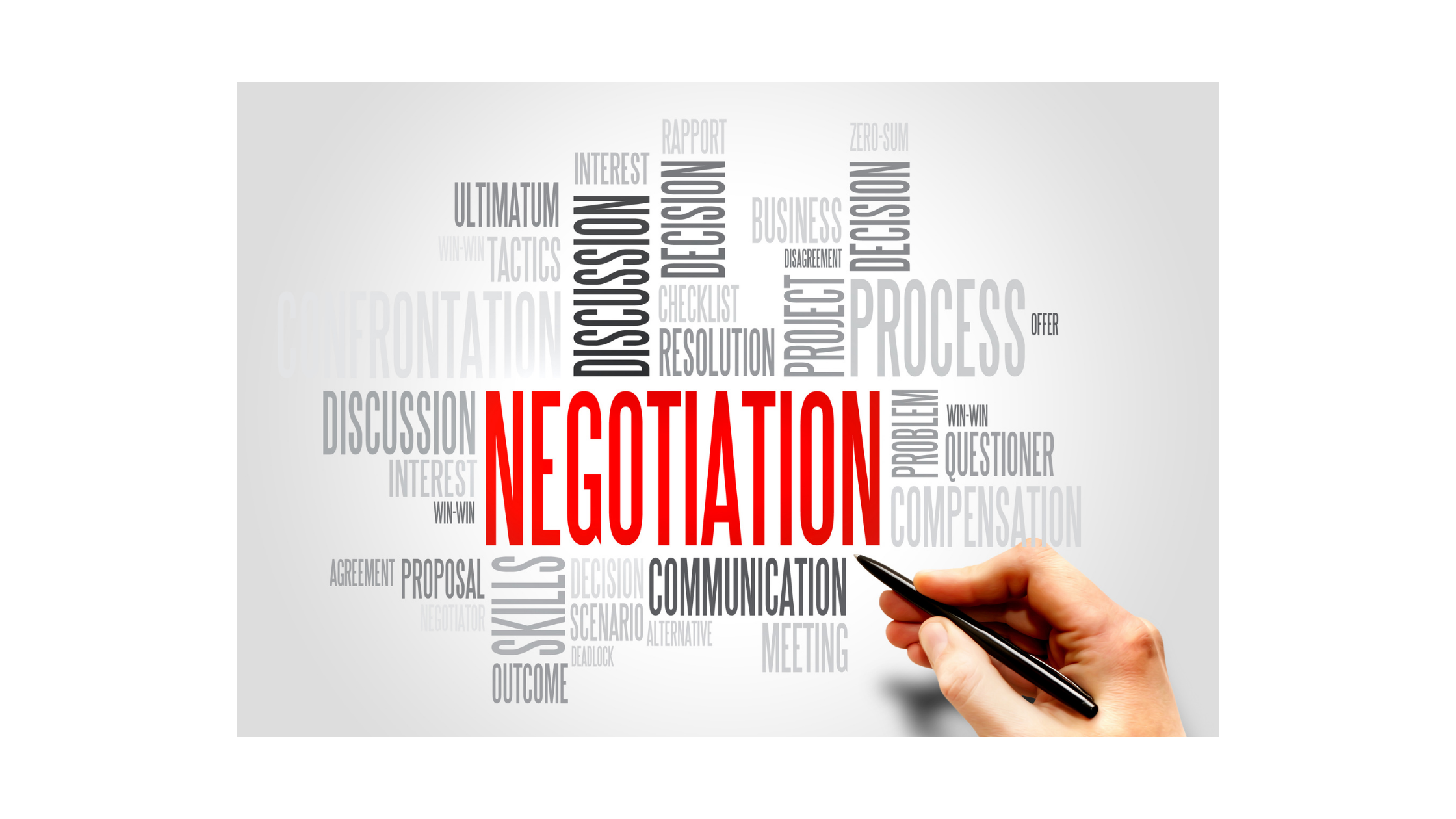 5 Important Business Negotiation Strategies
