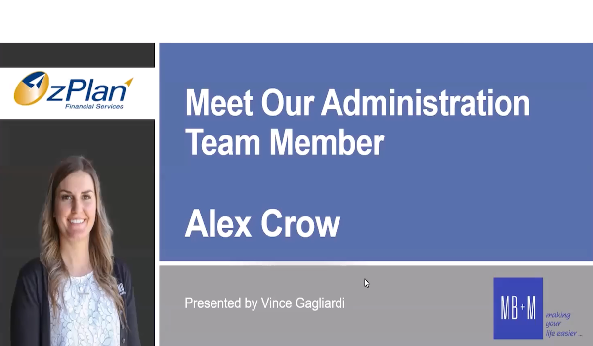 Meet Our Administrator Team Member – Alex Crow